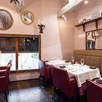 代官山鉢山町の古民家をリノベーションしたレストラン