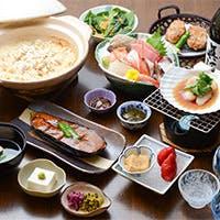 美しい季節を感じる正統派の日本料理