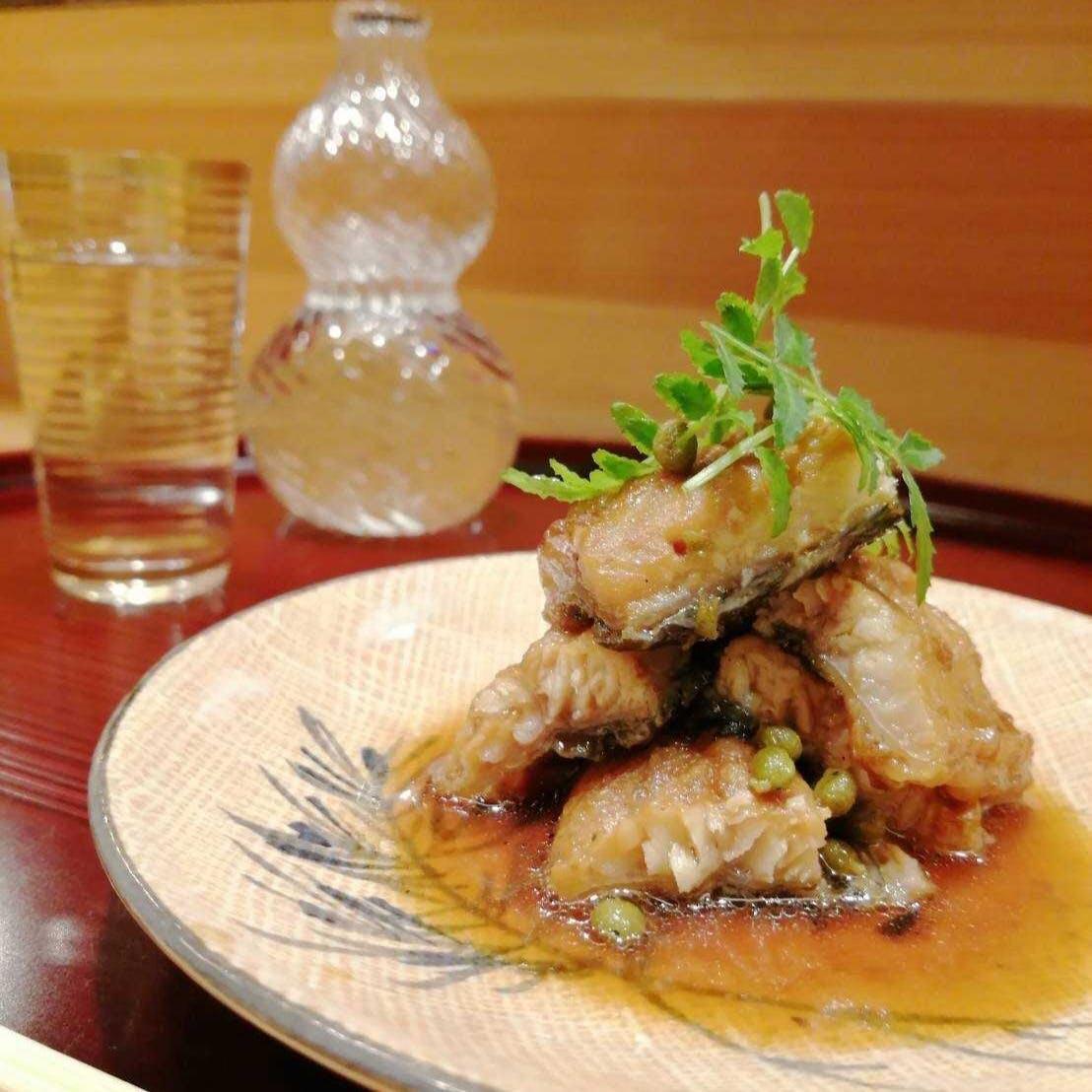 【お土産】自家製御飯のお供(鰻山椒煮120g)
