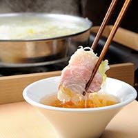 美味しさと安全性にこだわった極上の「宮崎県産霧島黒豚しゃぶしゃぶ」