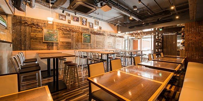 記念日におすすめのレストラン・PIZZERIA & BAR CERTO! 目黒の写真1