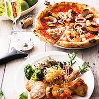 Trattoria Pizzeria LOGiC 笹塚