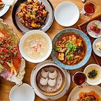 中華料理の中でも、四川料理に特化した「四川料理と小皿料理 奏煖(かのん)」