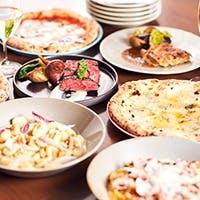 こだわりの料理の数々を堪能できる、オンリーワンのサルヴァトーレ・クオモブランド