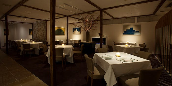 記念日におすすめのレストラン・AZUR et MASA UEKIの写真2