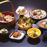 伝統野菜で彩られたお料理