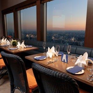 恵比寿ガーデンプレイス39階、記念日のオススメのロケーション