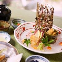 季節の味覚、日本の味覚を五感でご堪能ください