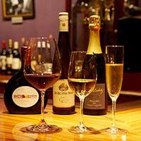 新感覚のドイツ料理と豊富なワインをお楽しみください