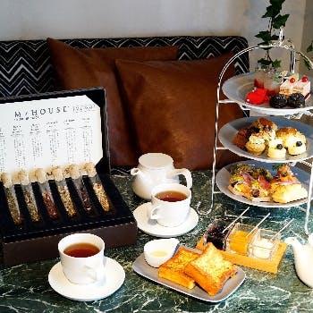 【土日祝日限定アフタヌーンティー】名物のフレンチトーストも!紅茶もおかわり自由 …