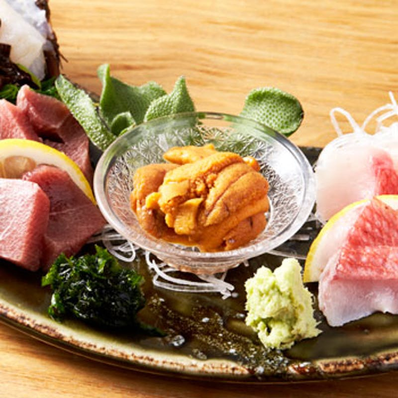 【こだわりコース】旬の新鮮食材を使用 全7品