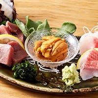 """旬魚菜を五感で感じる""""食材の味を楽しむ""""炭火焼、一人鍋、燻製…"""