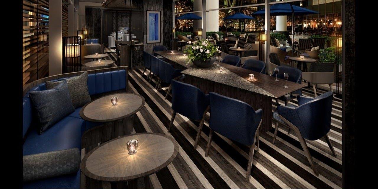記念日におすすめのレストラン・ザ・リッツ・カールトン カフェ&デリの写真1