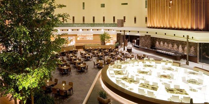 記念日におすすめのレストラン・レストラン ファインテラス/東京ベイ舞浜ホテルの写真1