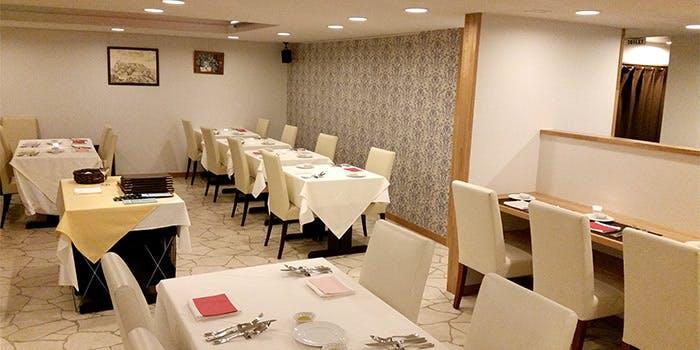 記念日におすすめのレストラン・OSTERIA Tutto Soleの写真1