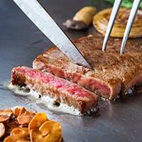 上質な黒毛和牛を多様に変化する調理法でお楽しみください