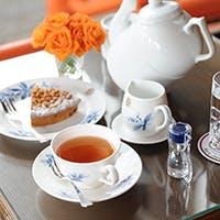 最高級紅茶と季節のスイーツとのマリアージュ