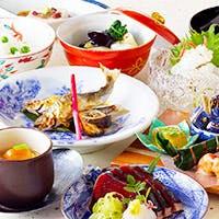 伝統の技が息づく京料理