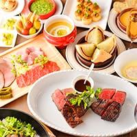 ドライエイジングによって肉質やわらかく芳醇な香りのお肉をご堪能ください
