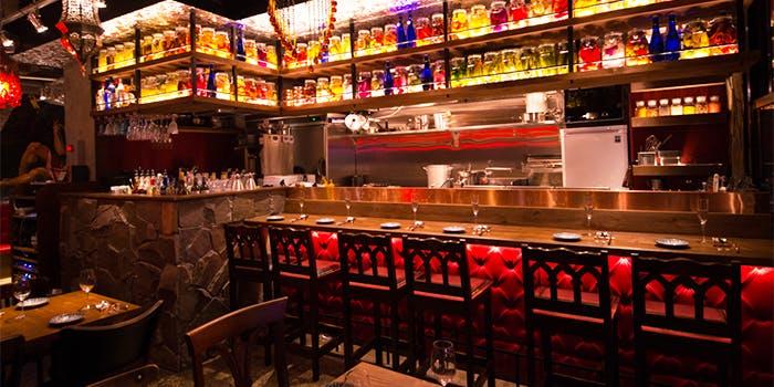 記念日におすすめのレストラン・エーオーシー 麻布十番の写真1