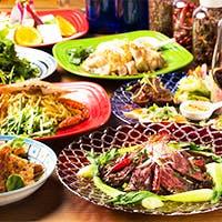 アジア各国の料理とイタリアン・フレンチとの融合