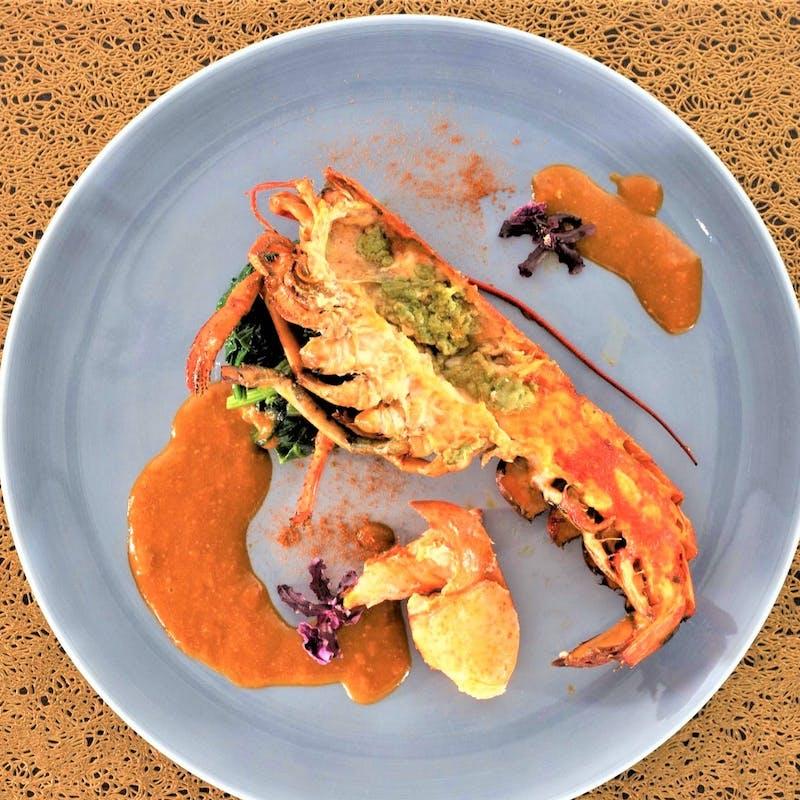 【Menu Captivation】オマール海老料理など全6品(緊急事態宣言中ショートコース・個室)