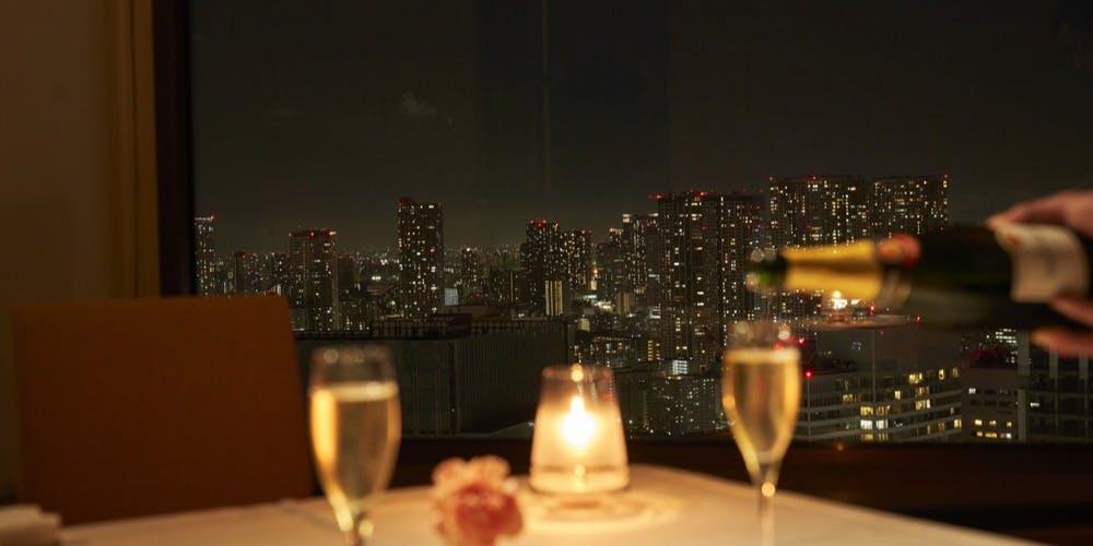 記念日におすすめのレストラン・浜松町東京會舘 レストラン レインボーの写真1