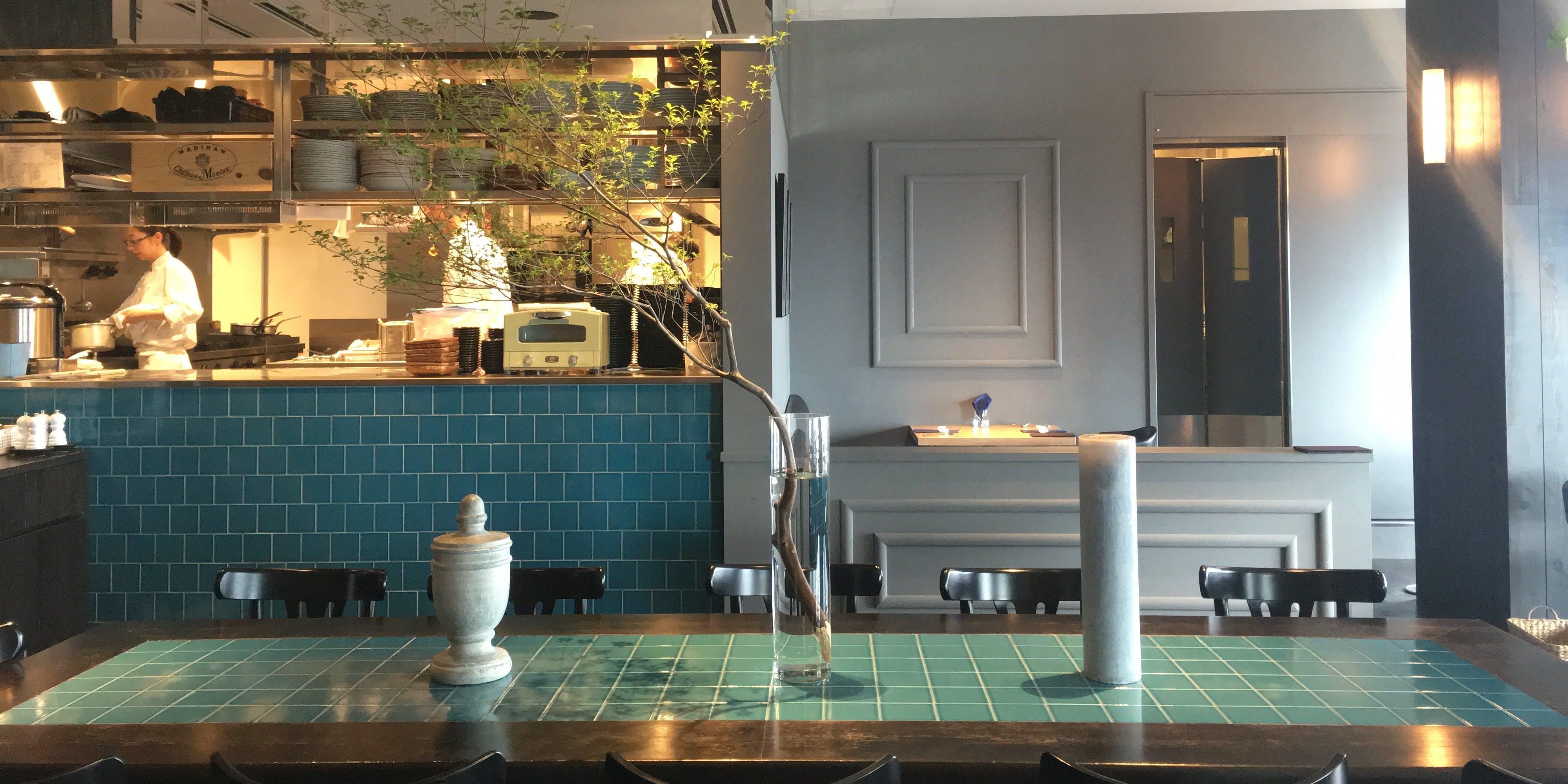 記念日におすすめのレストラン・ROTISSERIE BLUE 恵比寿の写真1