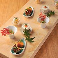 京都・祇園町南側「宮川町」にある、割烹・会席料理の名店「水簾」の東京初店舗