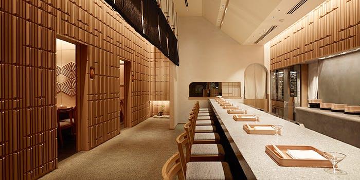 記念日におすすめのレストラン・宮川町 水簾 東京ミッドタウン店の写真1