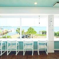 びわ湖が一望できるハーバーレストランでゆっくりとした時間をお過ごしください