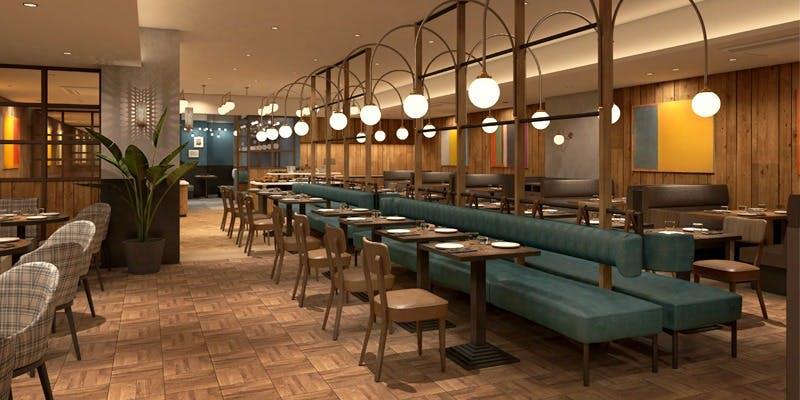 記念日におすすめのレストラン・オイスター&シーフードイタリアン CICCIの写真1