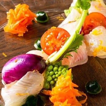 島根の漁師さん直送の新鮮な料理