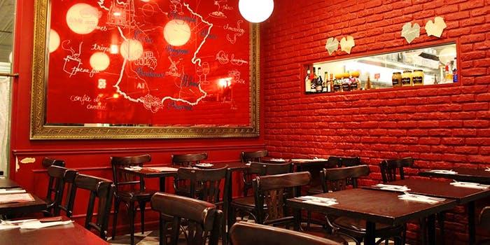 記念日におすすめのレストラン・ビストロ石川亭 コレド室町店の写真1
