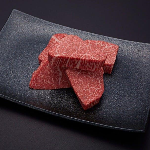 当店のスローガン【どうせ食うならうまい肉】