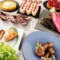 厳選食材のグリル料理や創作西洋料理の「Tokyo Fusion Dining」