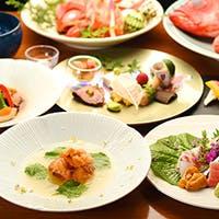 四季折々の食材を吟味した日本料理をリーズナブルにお召し上がりください