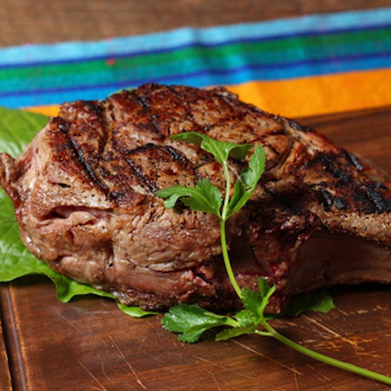 【厳選メキシコ産牛肉のグリル料理】全5品 選べる1ドリンク付(土・祝日限定)