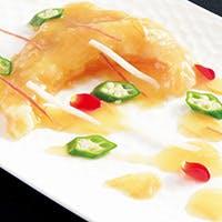 厳選された食材を使用した本格中華料理