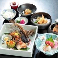 旬の美味しいさと斬新な発想追求し、幅広い方々に愛される会席料理