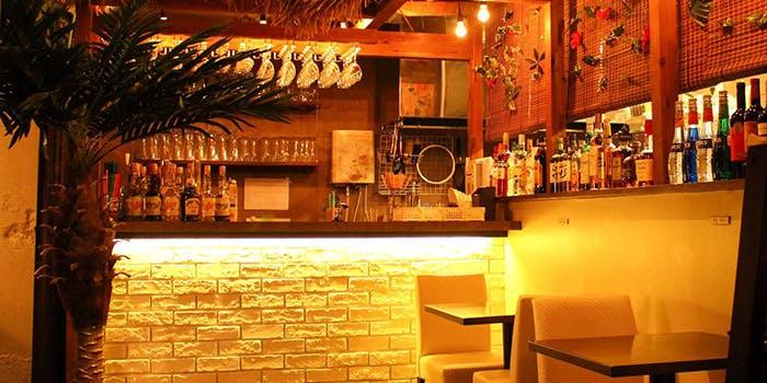 記念日におすすめのレストラン・Green Garden 池袋本店の写真1