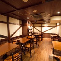 経堂駅から徒歩2分。地下に佇む隠れ家レストラン