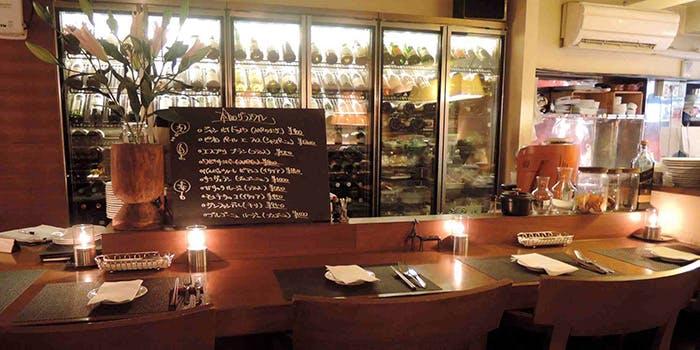 記念日におすすめのレストラン・LOVE ワインとビストロのお店の写真1