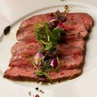 A5ランクの厳選和牛と京丹後の新鮮食材