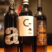 フランス中心の豊富なワイン
