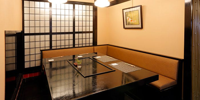 記念日におすすめのレストラン・上野日本料理 水車本店の写真2