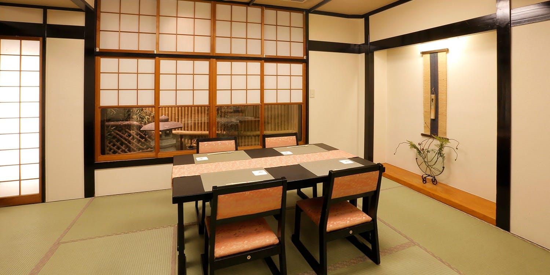 記念日におすすめのレストラン・上野日本料理 水車本店の写真1