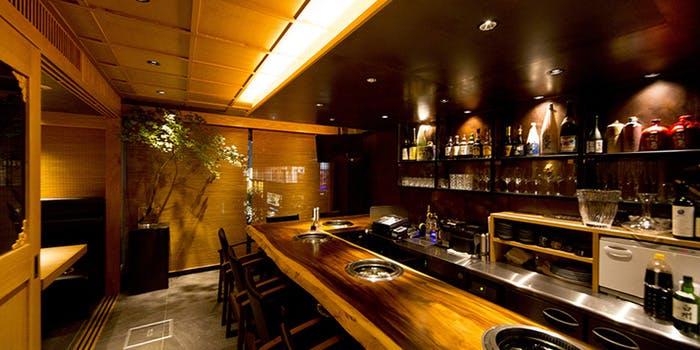 記念日におすすめのレストラン・銀座 ひつじ座の写真1