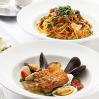 湘南の鮮度抜群の魚介や新鮮野菜をつかったイタリアン