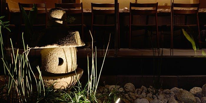 記念日におすすめのレストラン・雨ニモマケズの写真2